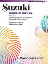 Suzuki - Ensembles For Viola Vol.1