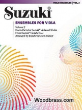 Suzuki - Ensembles For Viola Vol.2