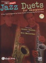 Goodwin G./ Marienthal E. - Big Phat Jazz Saxophone Duets