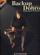 Cox Doug - Back Up Dobro Exploring The Fretboard + Cd - Guitar Tab