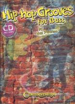 Hip-hop Grooves For Bass Tab + Cd