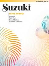 Suzuki Flute School - Flute Part - Vol.1