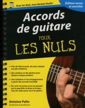 Pour Les Nuls Accords Guitare - Edition Augmentee