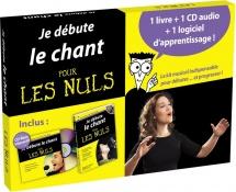 Je Debute Le Chant Pour Les Nuls - Kit Avec Logiciel D