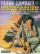 Gambale Frank - Improvisation Made Easier - Guitar