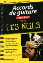 Pour Les Nuls Accords Guitare Pop / Rock Format Poche
