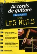 Pour Les Nuls Accords Guitare Blues / Jazz Format Poche