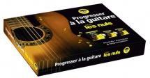 Progresser A La Guitare Pour Les Nuls - Coffret