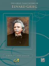 Grieg Edvard - Great Piano Works - Piano Solo