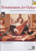 Renaissance For Guitar In Tab - Guitar