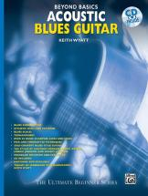 Beyond Basics Acoustic Blues + Cd - Guitar