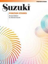 Suzuki Shinichi - Position Etudes - Violin