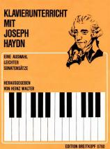 Haydn Joseph - Leichte Sonatensatze - Piano