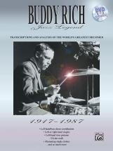 Rich Buddy - Buddy Rich Jazz Legend 1917-1987 - Drum