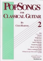 Hartog C. - Pop Songs For Classical Guitar Vol.2