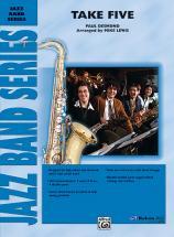 Desmond Paul - Take Five - Jazz Band