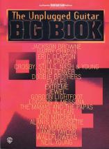 Big Book Unplugged - Guitar Tab