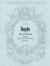 Haydn Joseph - Die Schopfung Hob Xxi: 2 - Soli, Mixed Choir, Orchestra