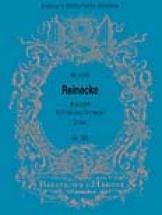 Reinecke Carl - Flotenkonzert D-dur Op. 283 - Flute, Orchestra