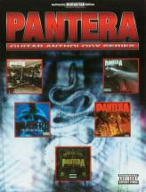 Pantera - Guitar Anthology - Guitar Tab