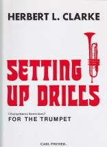 Clarke Herbert - Setting Up Drills Trompette