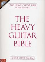 Heavy Guitar Bible + Cd