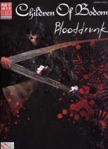 Children Of Bodom - Blooddrunk - Guitare Tab
