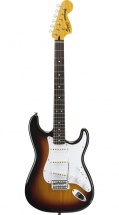 Squier By Fender Stratocaster Sss - Sunburst 3 Tons
