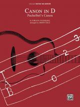 Pachelbel Johann - Canon In D - Guitar Tab
