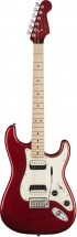 Squier By Fender Contemporary Stratocaster® Hh, Touche Erable, Dark Metallic Red