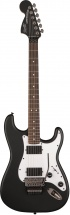 Squier By Fender Contemporary Active Stratocaster® Hh, Flat Black