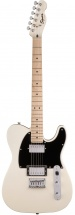 Squier By Fender Contemporary Telecaster® Hh, Touche Erable, Pearl White