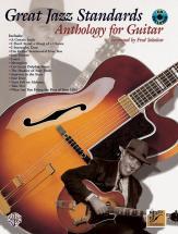 Great Jazz Standards Guitar Anthology - Guitar Tab