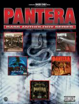 Pantera - Pantera Bass Anthology - Bass Guitar Tab