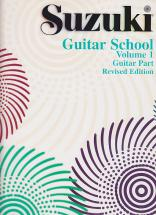 Suzuki Guitar School Vol.1 - Guitar Part