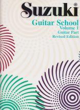 Suzuki Guitar School Vol.1 - Guitar Part