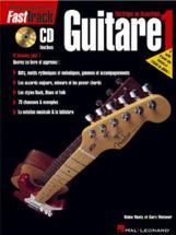 Fast Track Guitare Vol.1 + Cd