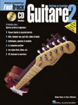 Fast Track Guitare Vol.2 + Cd