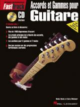 Fast Track Accords Et Gammes Pour Guitare + Cd