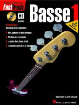 Fast Track Basse Vol.1 + Cd