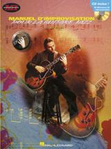 Jacobs Sid - Manuel D'improvisation Pour La Guitare Jazz + Cd