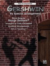 Gershwin George - Gershwin By Special Arrangement - Piano