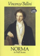 Bellini Norma In Full Score - Voice