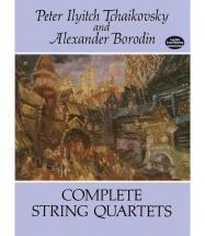 Tchaikovsky And Borodin Complete String Quartet - String Quartet