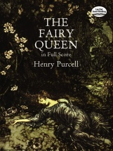 Purcell Henry - The Fairy Queen Full Score - Orchestra