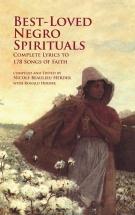 Herder Best-loved Negro Spirituals Complete Lyrics 178 Songs - Voice