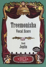 Joplin Scott  - Tree Monisha Vocal Score - Choral