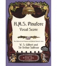 Gilbert Ws And Sullivan Arthur - H.m.s. Pinafore Vocal Score - Choral