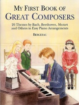 My First Book Of Great Composers - Piano Solo