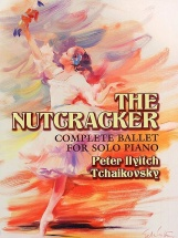 Tchaikovsky - The Nutcracker Complete Ballet - Piano Solo